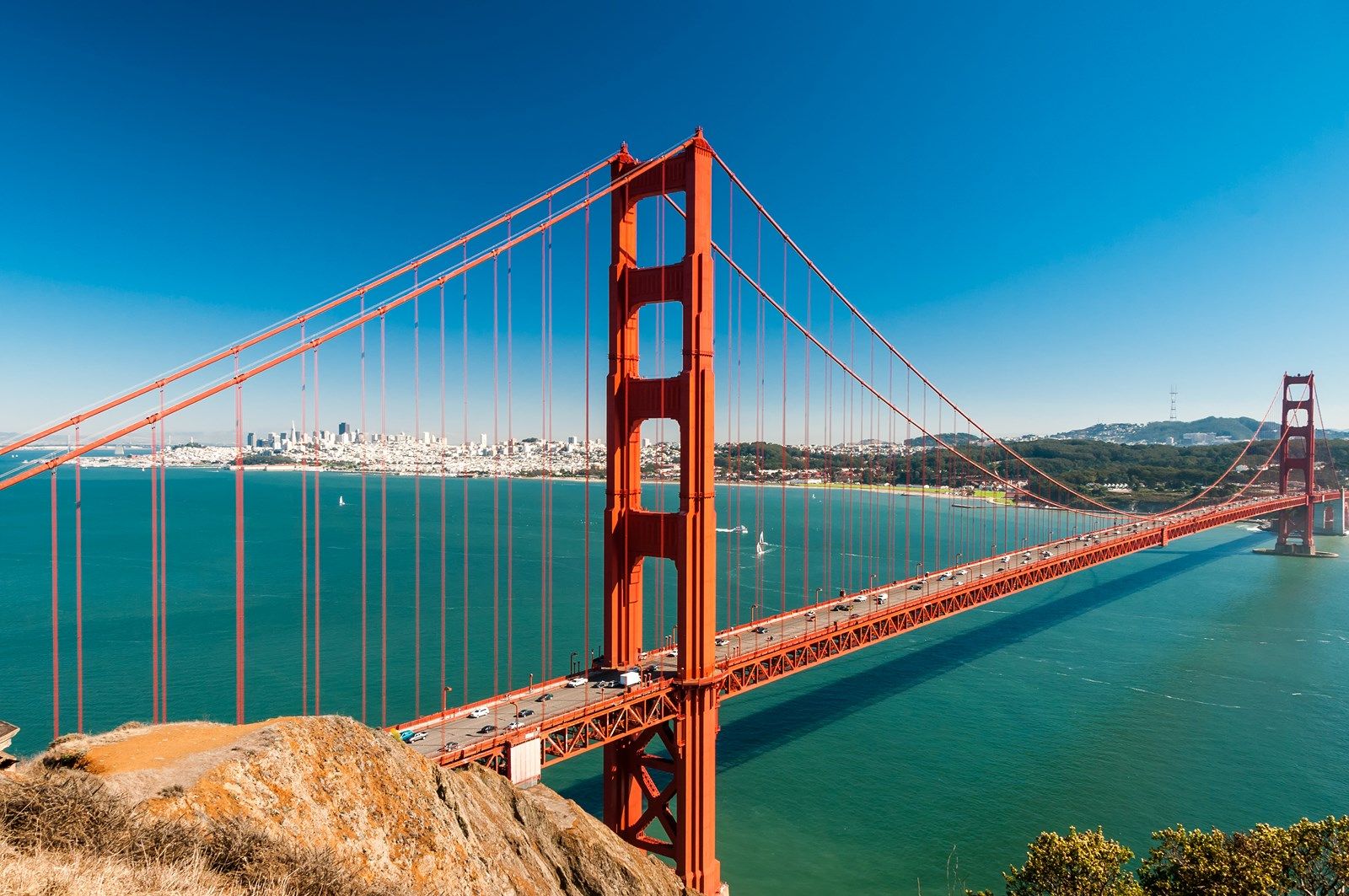 San_Francisco_Panoramic view of Golden Gate Bridge with downtown_174502907.jpg